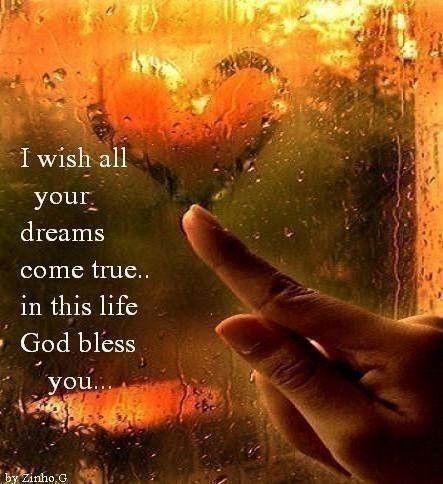 love and friendship   Dreams Come True Quotes