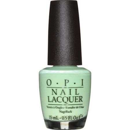 OPI Brights Nail Lacquer, NL B44 Gargantuan Green Grape, 0.5 fl oz