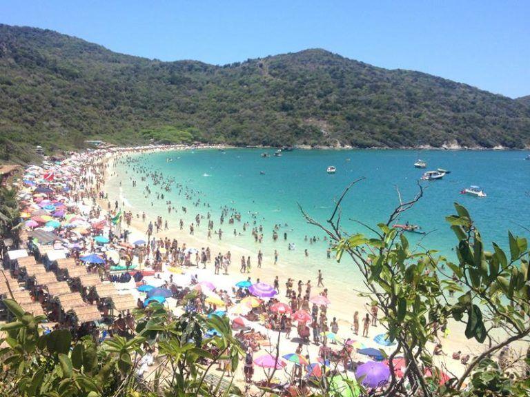 Arraial Do Cabo Conheca Todas As Praias Da Cidade Em 2020