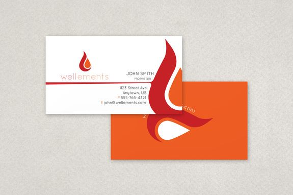 Flame Elements Business Card Template Inkd Business Cards Creative Templates Business Card Template Business Cards Creative