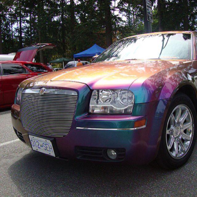 Chrysler 300, Cars