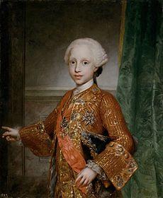 Francisco Javier De Borbón Infantas De España Infante Felipe V De España