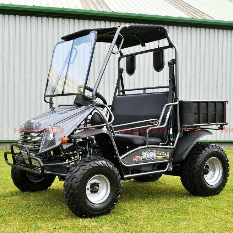 150cc Side by Side UTV, Utility Terrain Vehicle (UTV200