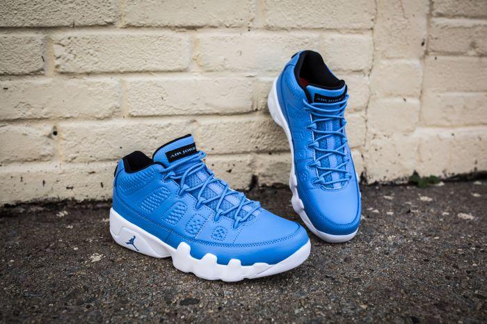 Look: Nike Air Jordan 9 Low 'Pantone
