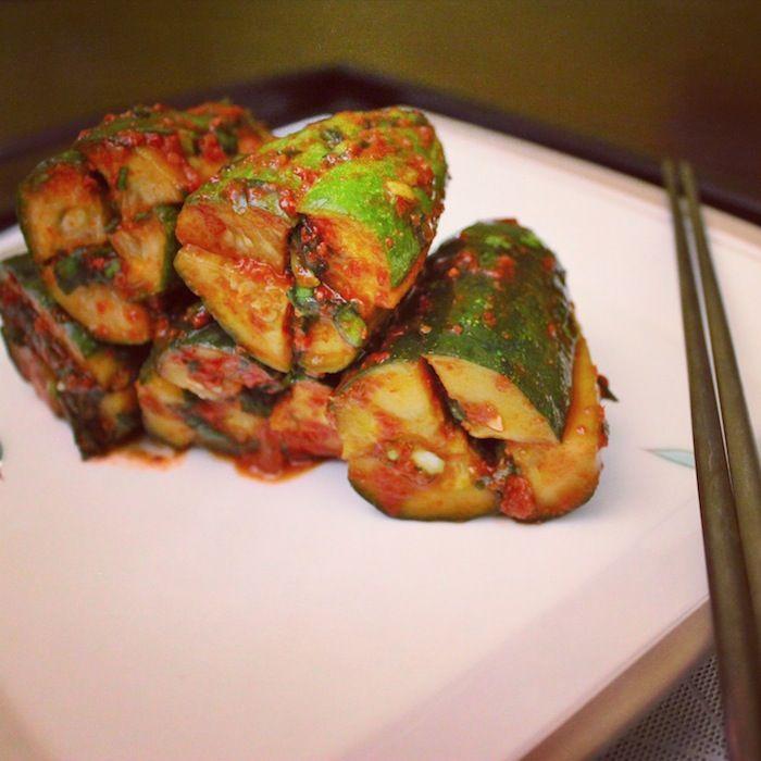Korean cucumber kimchi youtubeeasykoreanfood korea korean korean cucumber kimchi youtubeeasykoreanfood forumfinder Gallery