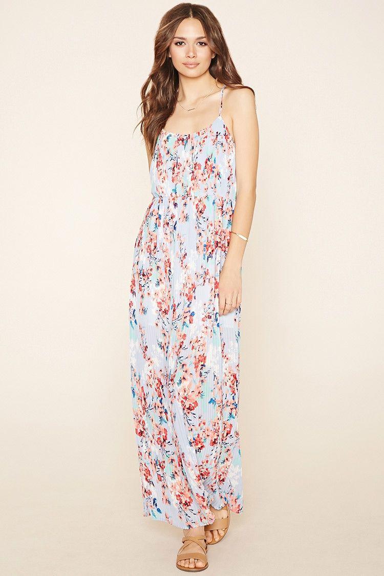 Contemporary floral maxi dress fringues pinterest floral maxi