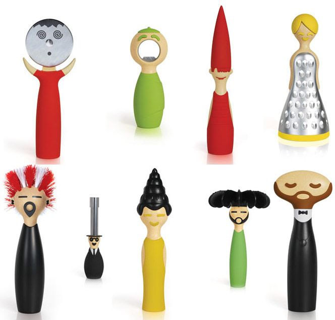 Christopher Raia Animated Kitchen Tools are absolutely awesome. What ...