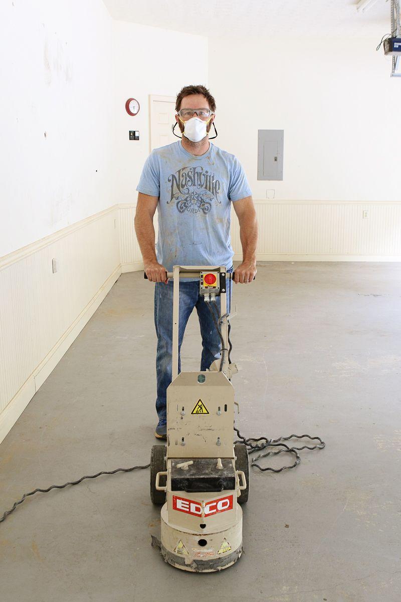 Garage Floor Paint Painted Concrete Floors