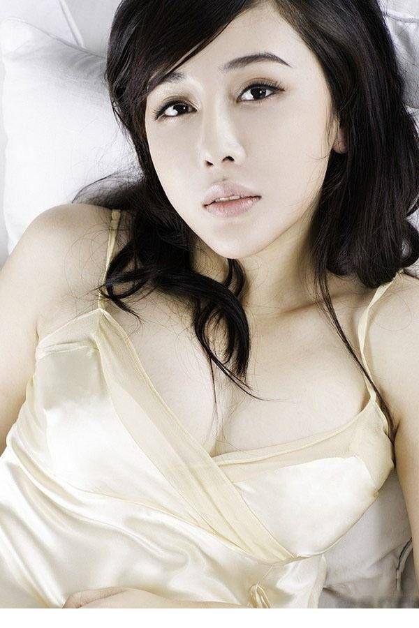 中国美女演员陈美行性感写真集 林志玲 ビキニ 林