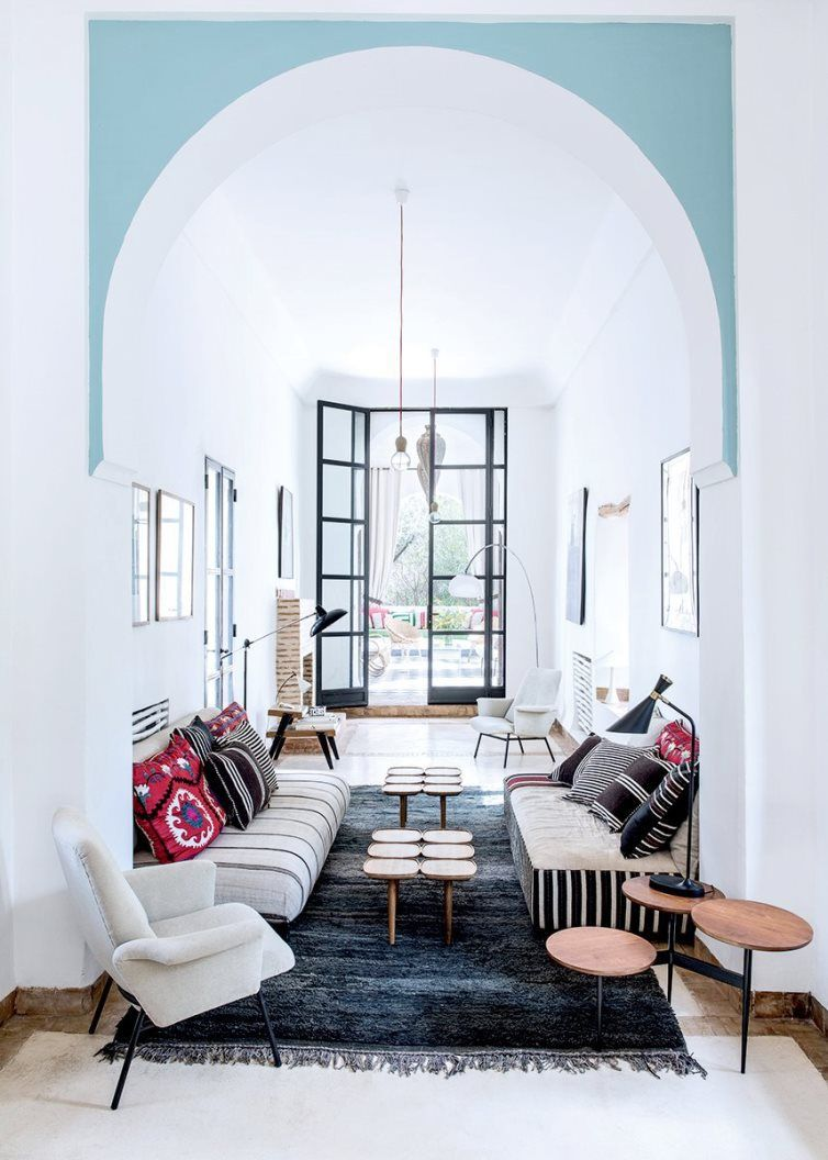 Marrakech Blend - Moroccan Dream Home | Arch doorway, Moroccan and ...