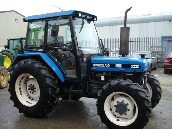 New Holland 5030 New Holland Holland Tractors