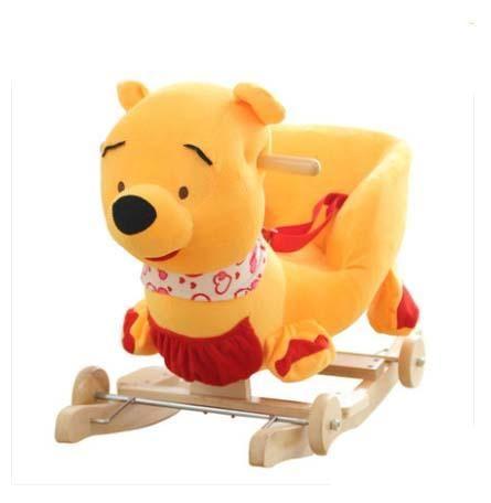 2 in 1 animal rocking chair ride on toy swing seat rocking