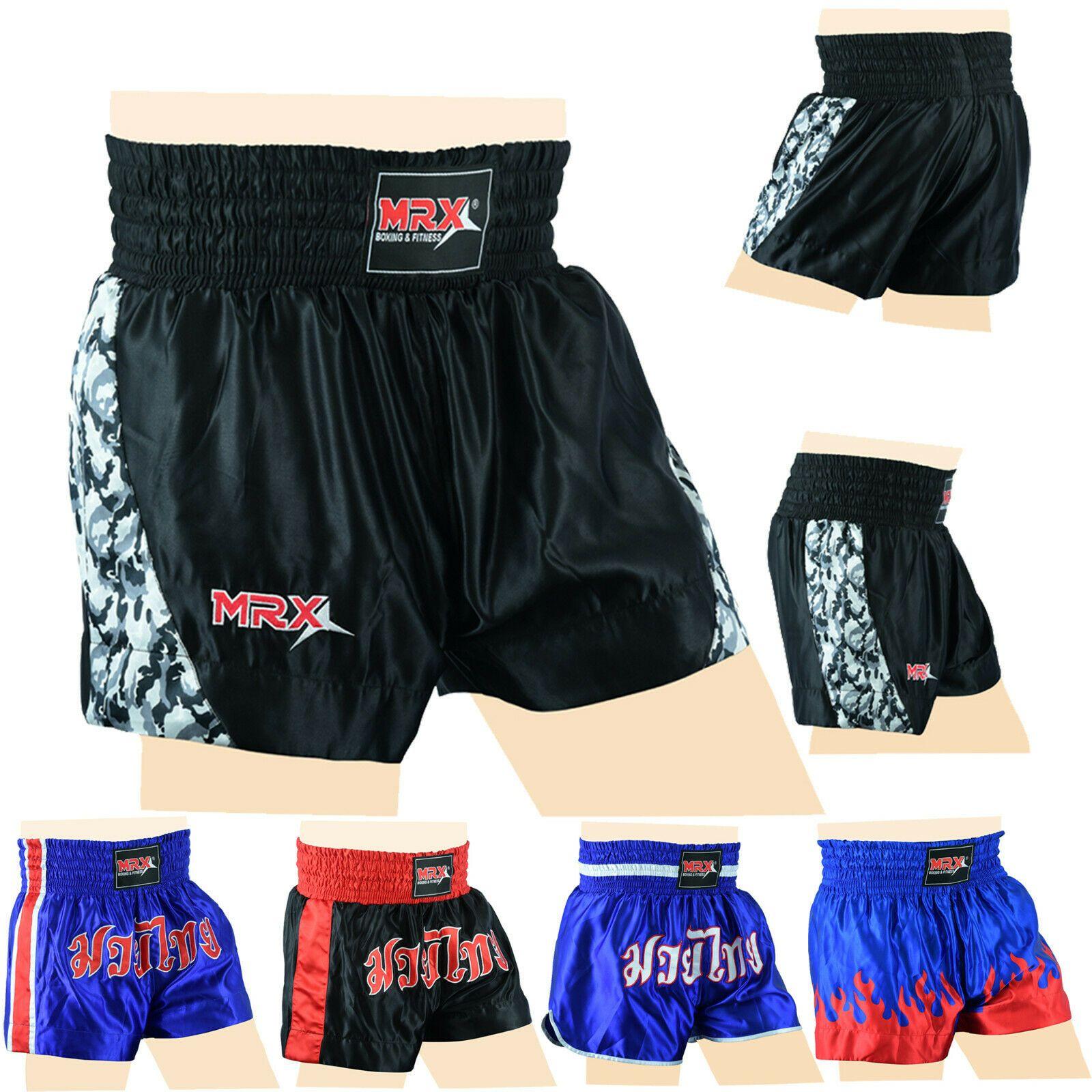 Men Boxing Fight Shorts MMA Kick Boxing Martial Arts Gear Muay Thai UFC Short