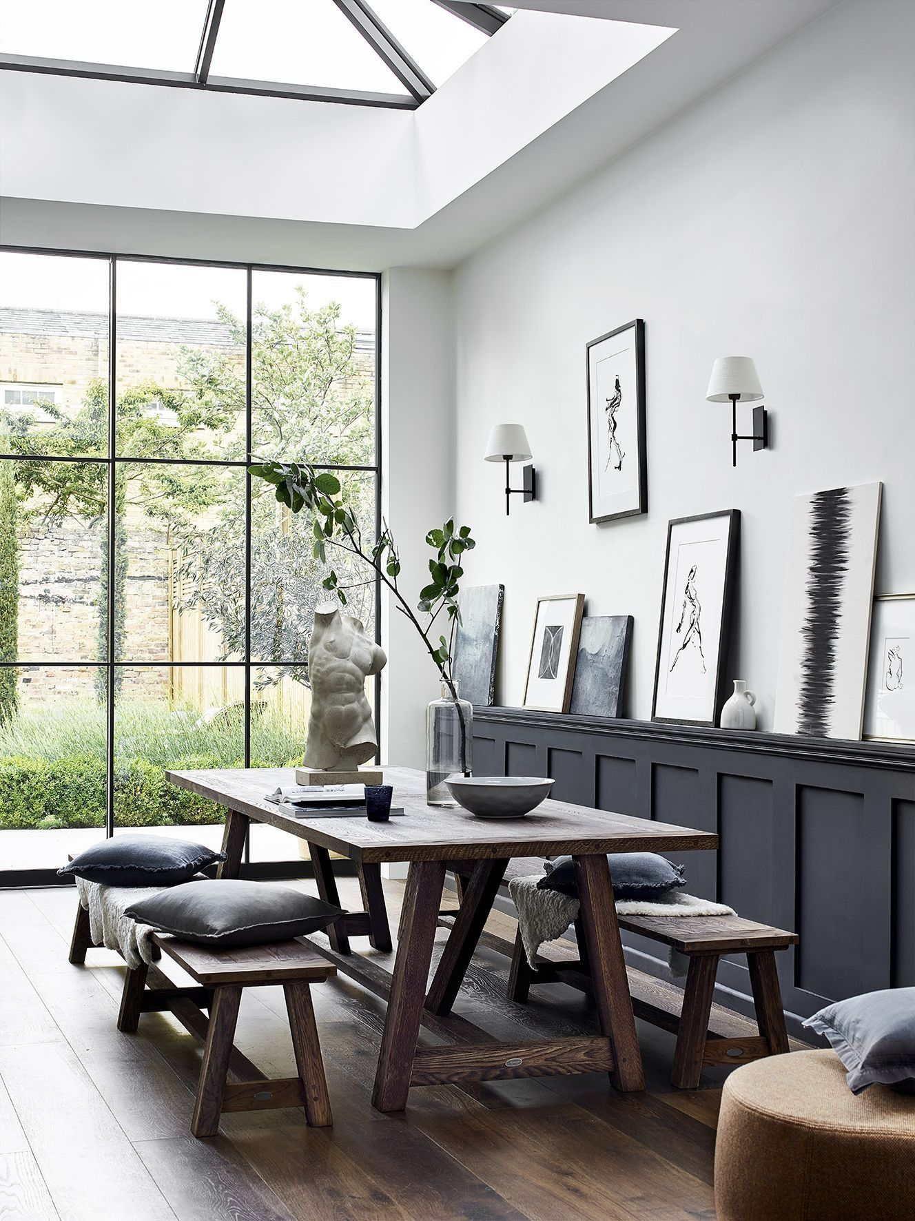 37 best farmhouse dining room design and decor ideas for