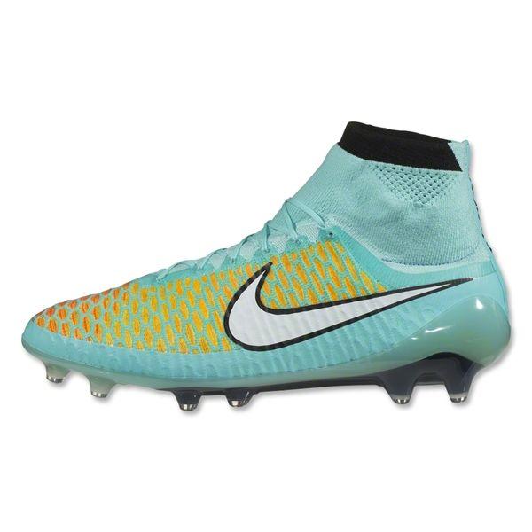 Obra Magista Fghyper Boots Nike Turquoisewhitelaser OrangeNice TcFKl1J