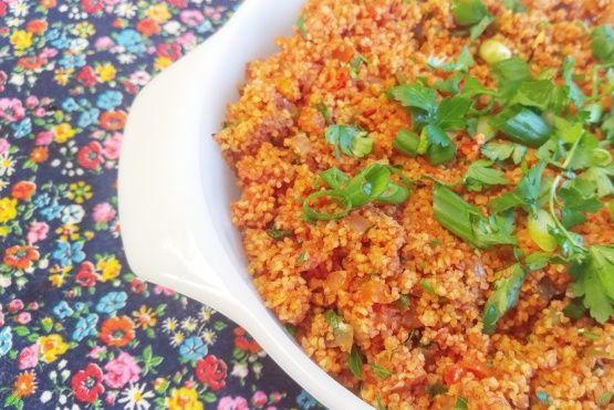 Eech (Armenian Bulgur Side Dish) Recipe - Food.com