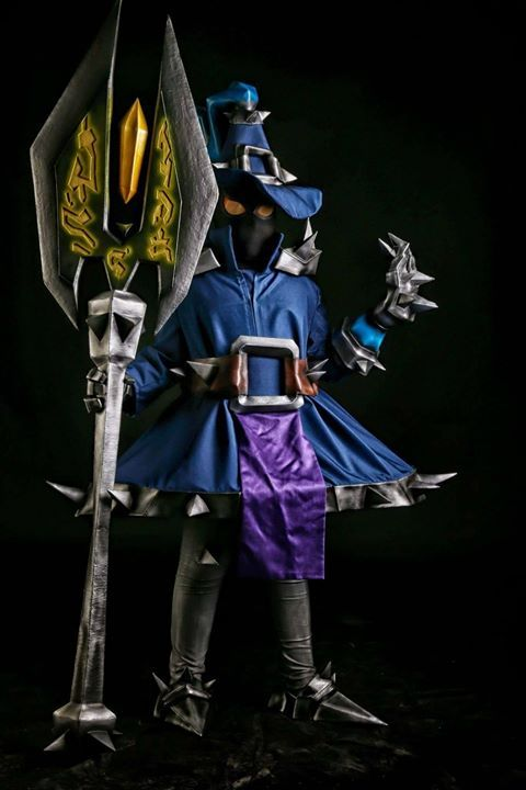 Veigar Original Skin From League Of Legends Cosplay By Viola From