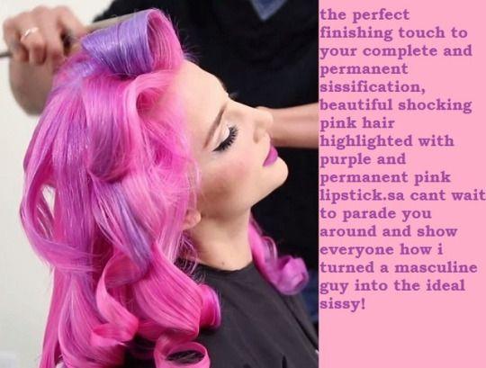 sissy hair dye story latanya s girly dreams extreme hair colors pink hair