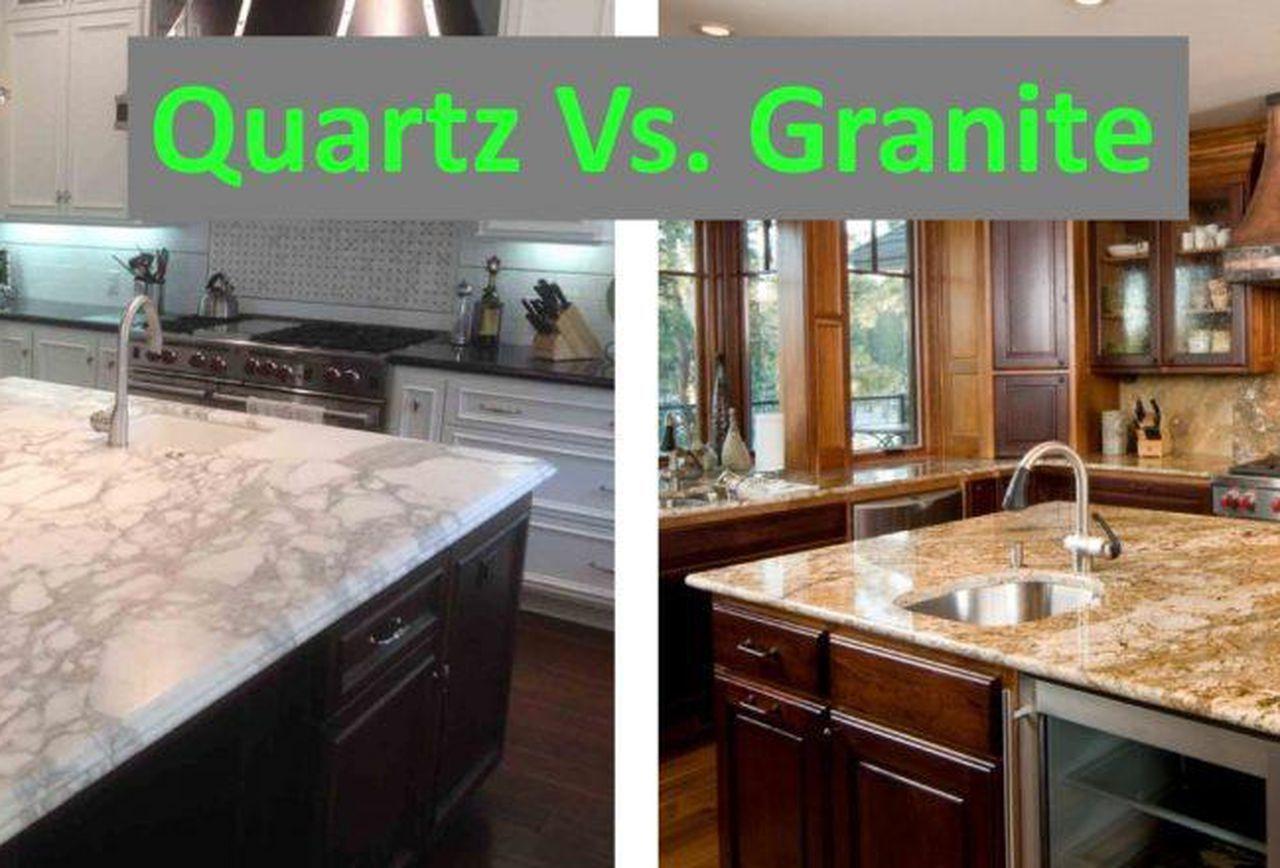 50+ Quartz Vs Granite Countertops Cost Small Kitchen