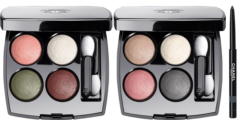 Chanel Les 4 Ombres - Stylo Yeux Waterproof   Make Up   Pinterest ... e8bd9298df8