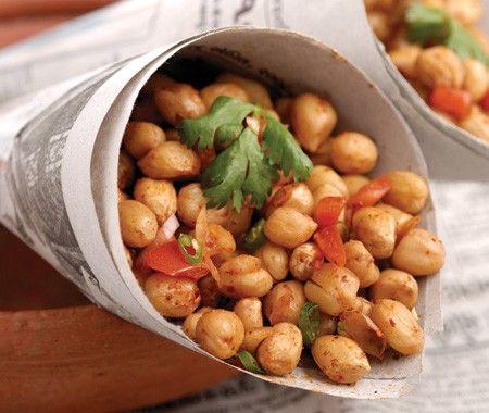 Indian peanut snack recipe indian cookbook snacks and recipes indian peanut snack recipe forumfinder Choice Image