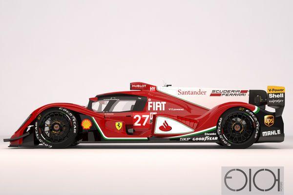 Virtuelle Le Mans-Concept Cars: LMP1-Projektile aus dem Computer