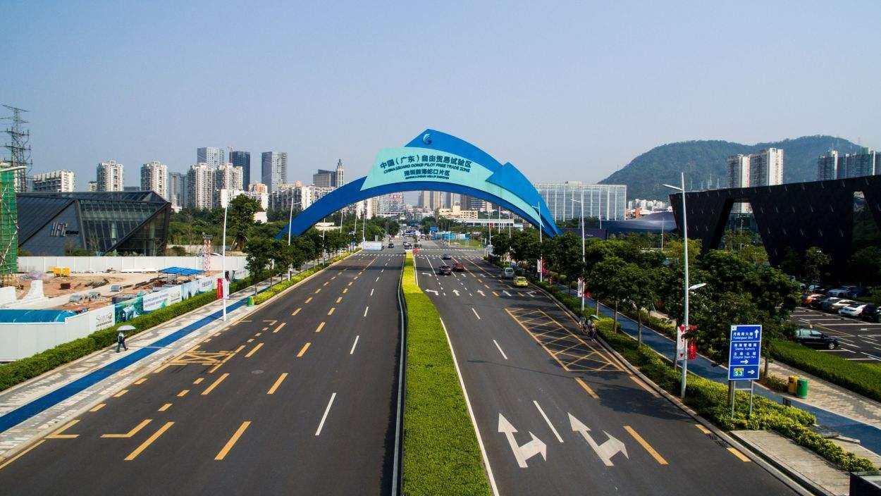 Shenzhen Free Trade Zone Will Tap Into Hong Kong S Wi Fi