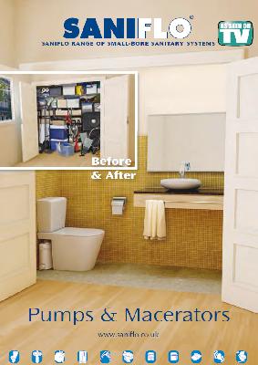 easy to install basement bathroom
