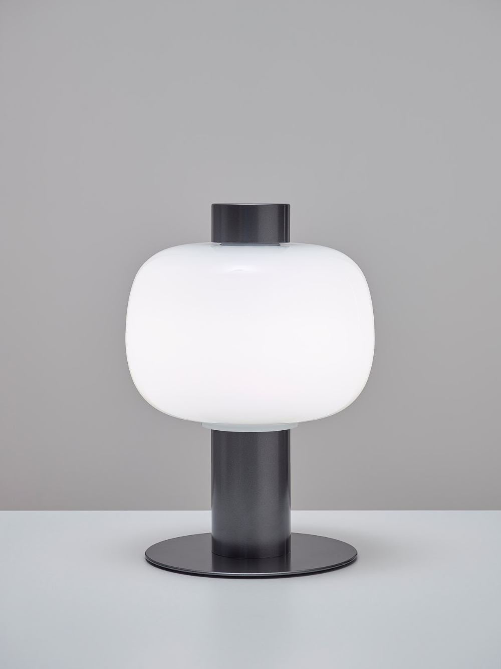 Glass Lamps Inspired by the Traditional Japanese Paper Lamps