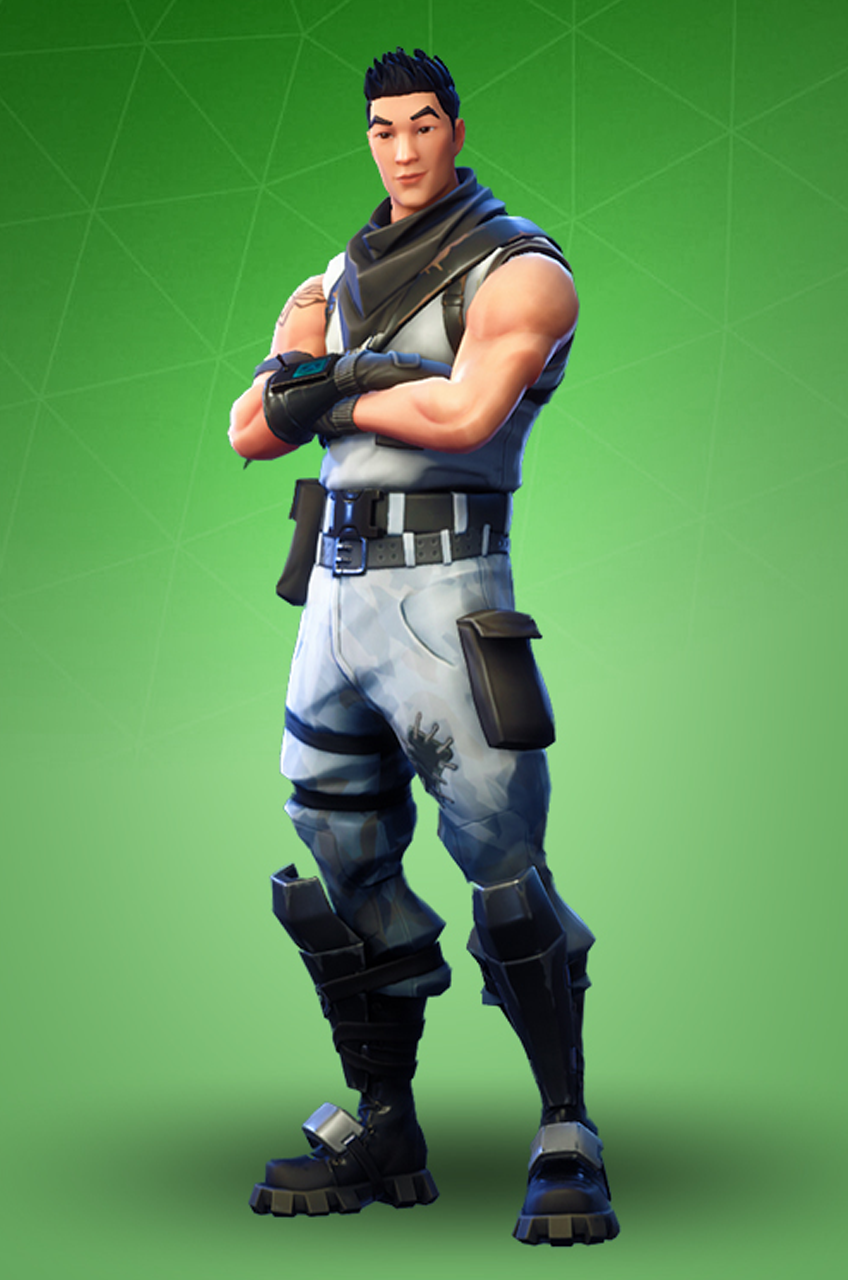 Pin by Brycen Rash on Fortnite in 2019 Character