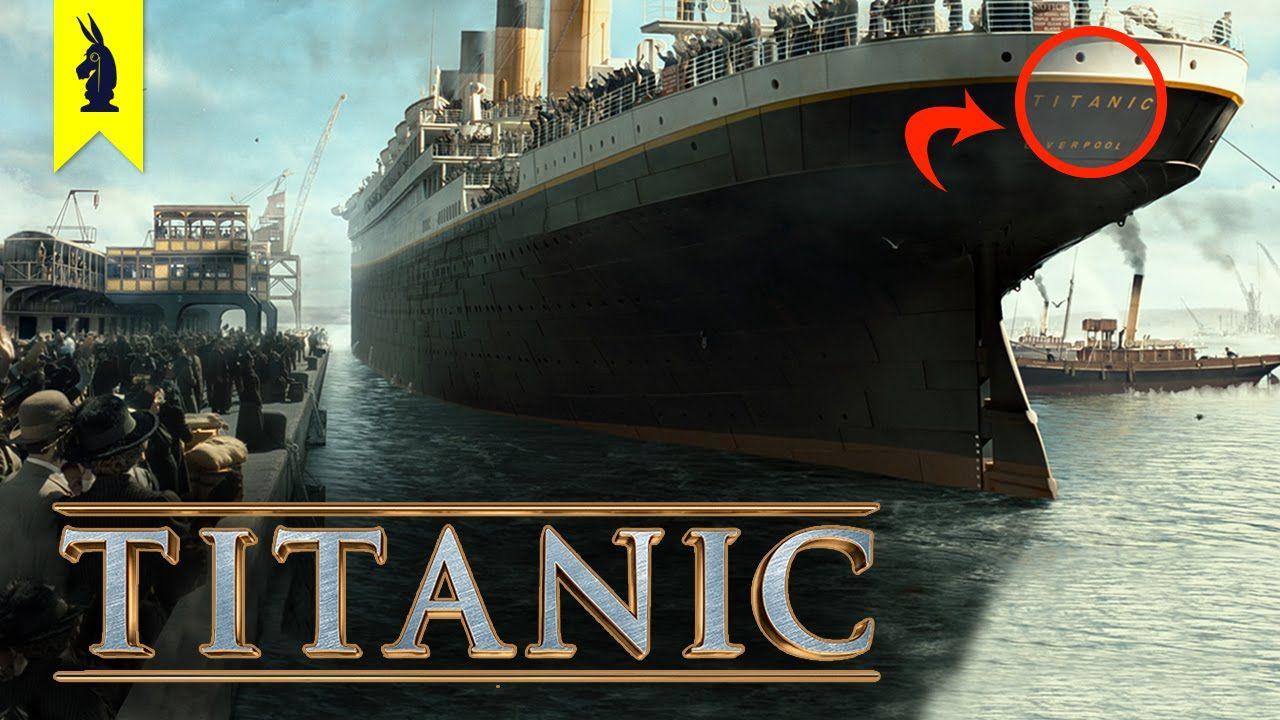 Titanic S Hidden Meaning Earthling Cinema Titanic Cinema