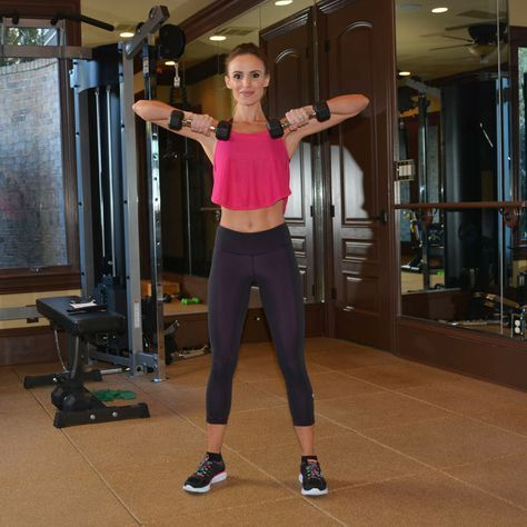 lifestyle blog  fitness inspiration fitness arm workout