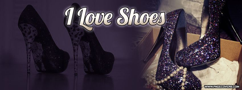 89503944bb5d I Love Shoes Facebook Cover