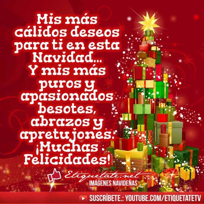 Imagenes de navidad con pensamientos frases de navidad - Deseos para la navidad ...