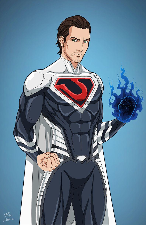 Zenith Earth 27 Commission By Phil Cho On Deviantart Super Heroi Herois De Quadrinhos Desenho Herois