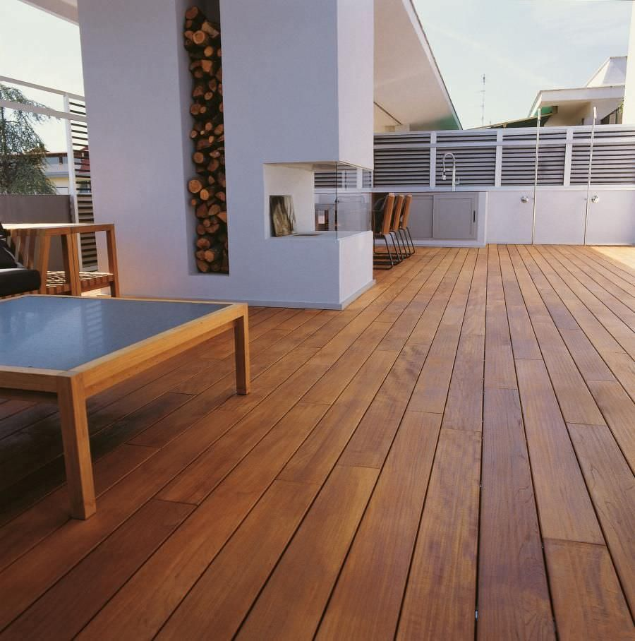 Cheap outside kennel floor ideas eco wpc balcony decking decking baanklon Images