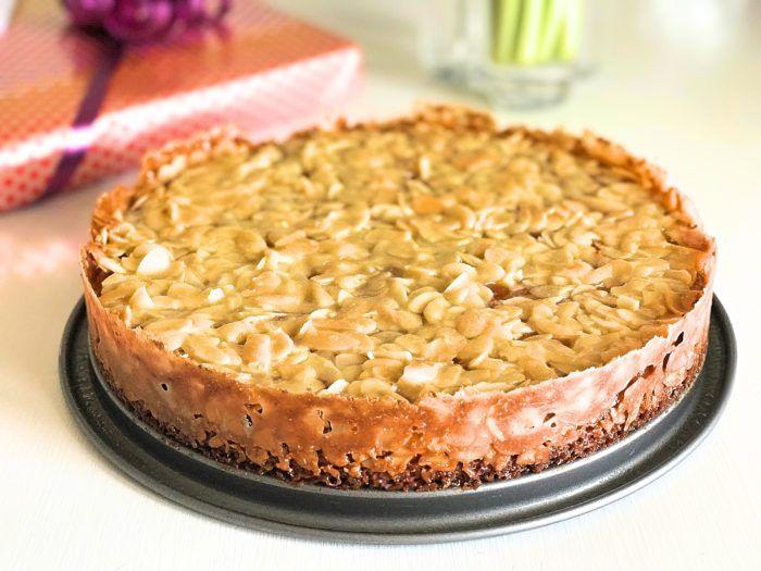 glutenfri tårta med mandelmjöl