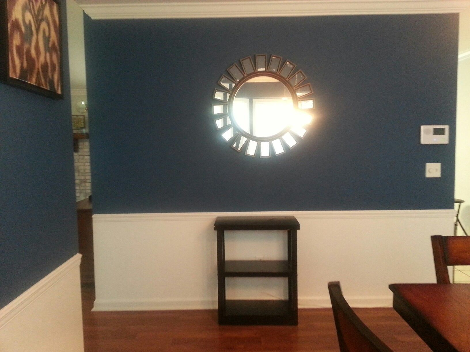 Sherwin Williams Endless Sea Dining Room And Decor From Old Time Best Dining Room Colors Sherwin Williams Inspiration