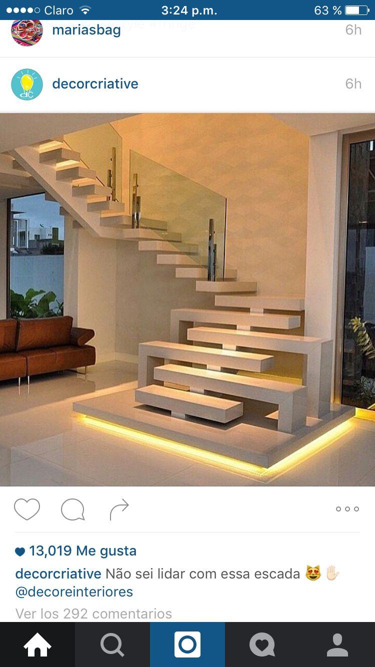 Gradas escsleras escaleras interiores escaleras - Decoraciones de casas modernas ...
