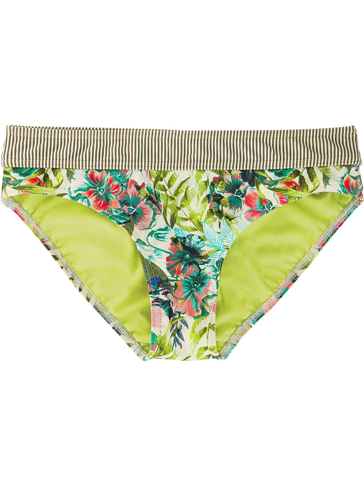 388b5ff63998 Ramba Swimsuit Bottom - Cargo Bali. Title Nine. T9. Active women's  swimwear. Active moms. Beach. Bikini bottoms. Flora. Pattern. Print. MId  rise.