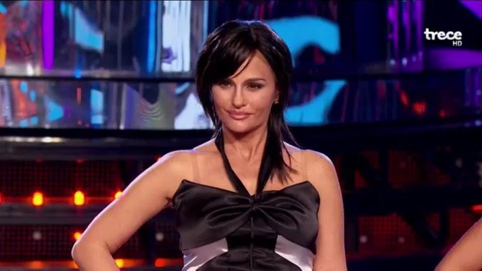Aura Cristina Geithner, Soy Tu Doble, TV Azteca, Reality Show, 2014.
