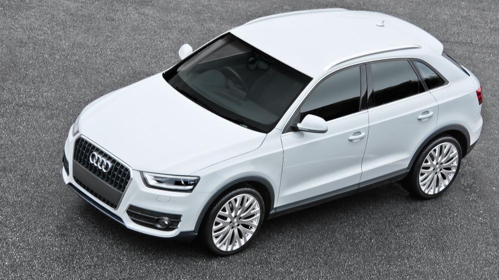 Audi Q3 2 0 Tdi Gets Subtle New Looks From A Kahn Design Audi Q3 Audi Tdi