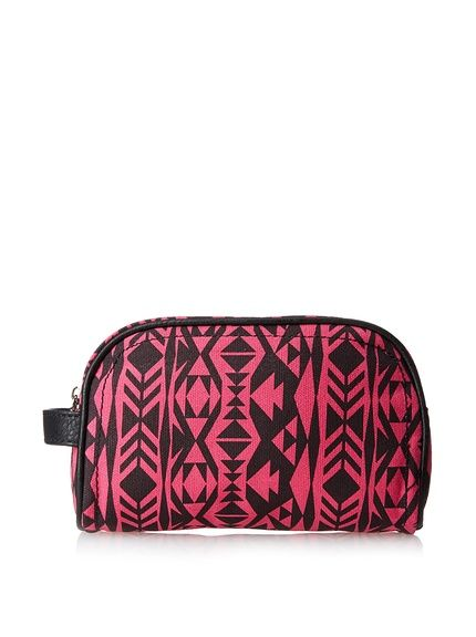 Co-Lab Women's Cosmetic Case, Multi Pink at MYHABIT