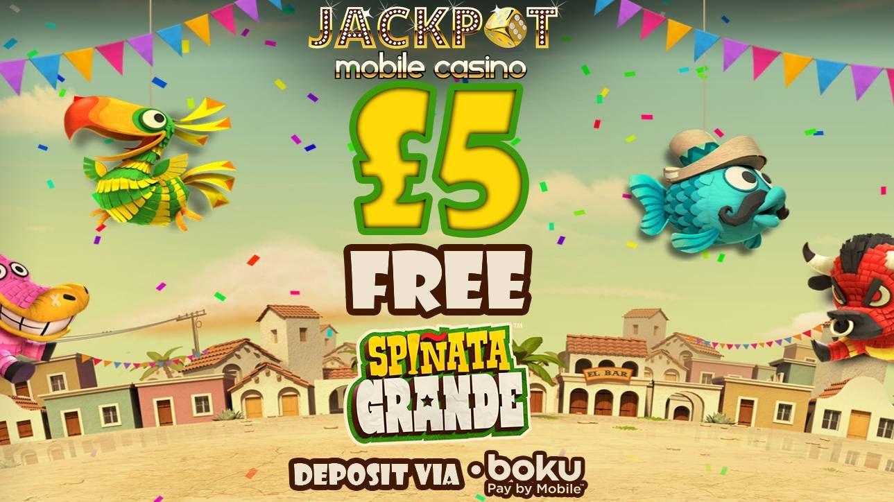 Mobile Casino £5 Free