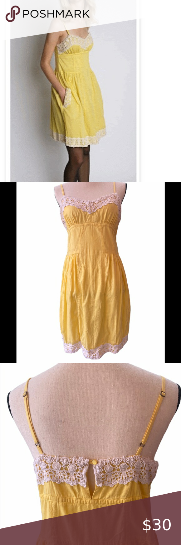 Kimchi Blue Tenerife Dress Blue And Yellow Dress Kimchi Blue Blue Midi Dress [ 1740 x 580 Pixel ]