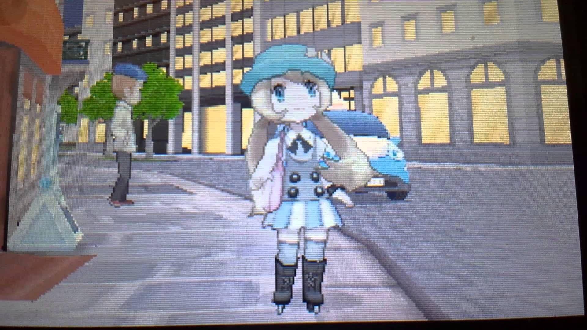 Frisuren Pokemon X Frisuren Pinterest