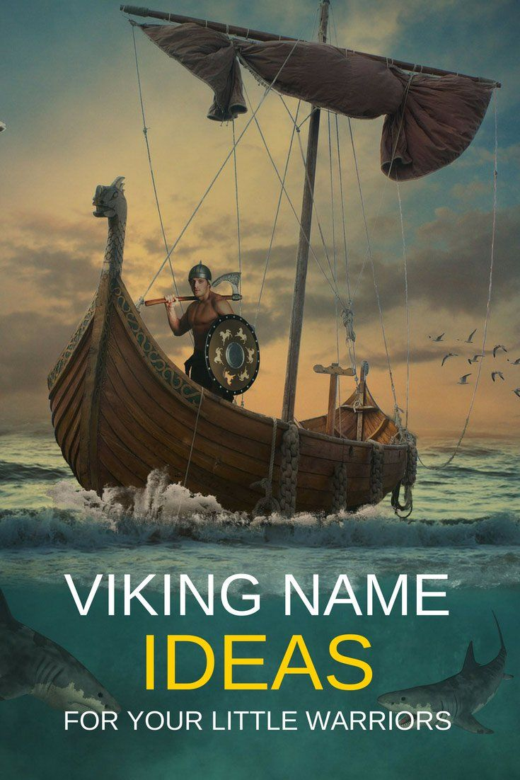 The Most Popular Viking Names Viking Names Vikings Norse Names
