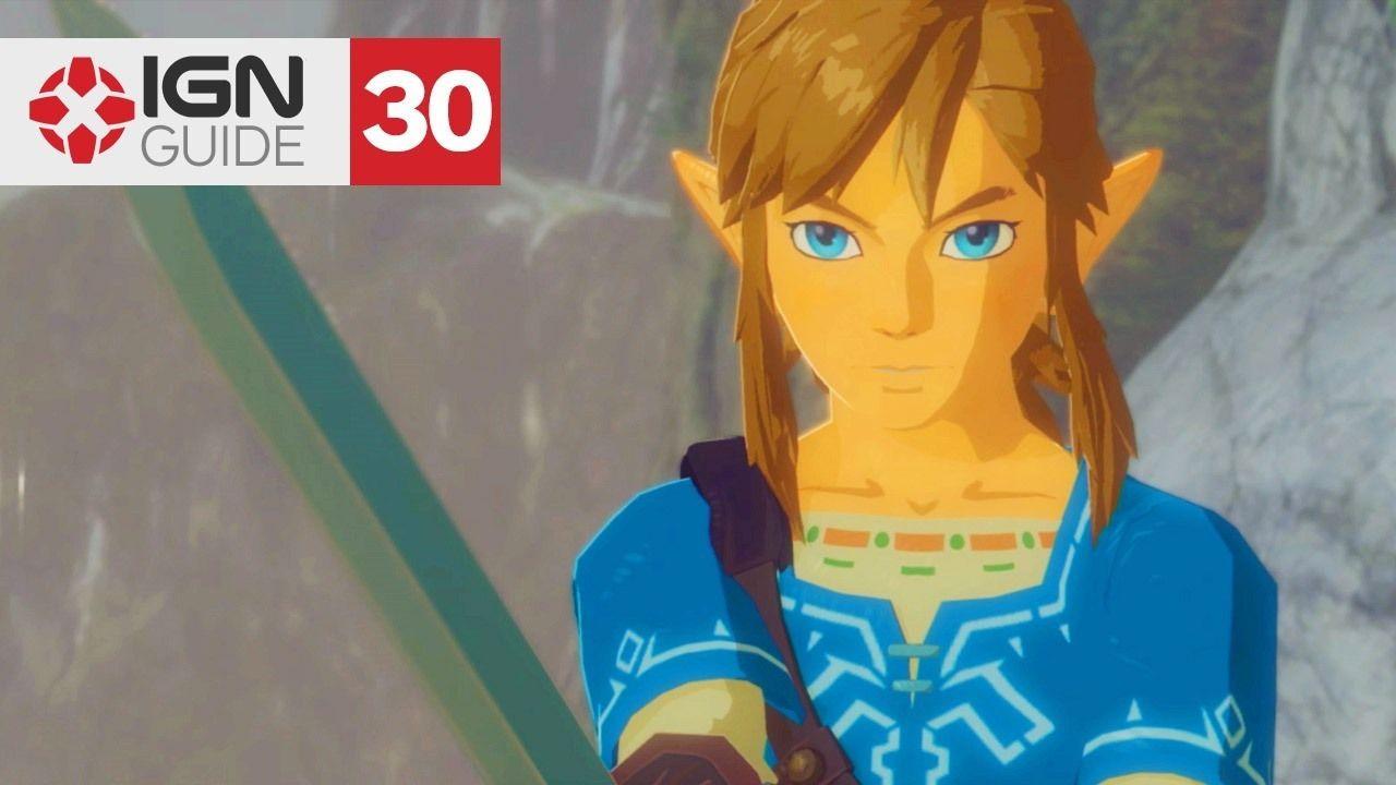 Divine Beast Vah Medoh Dungeon Zelda Breath Of The Wild Walkthrough Part 30 Welcome To Ign S Guide To Th Breath Of The Wild Legend Of Zelda Calamity Ganon