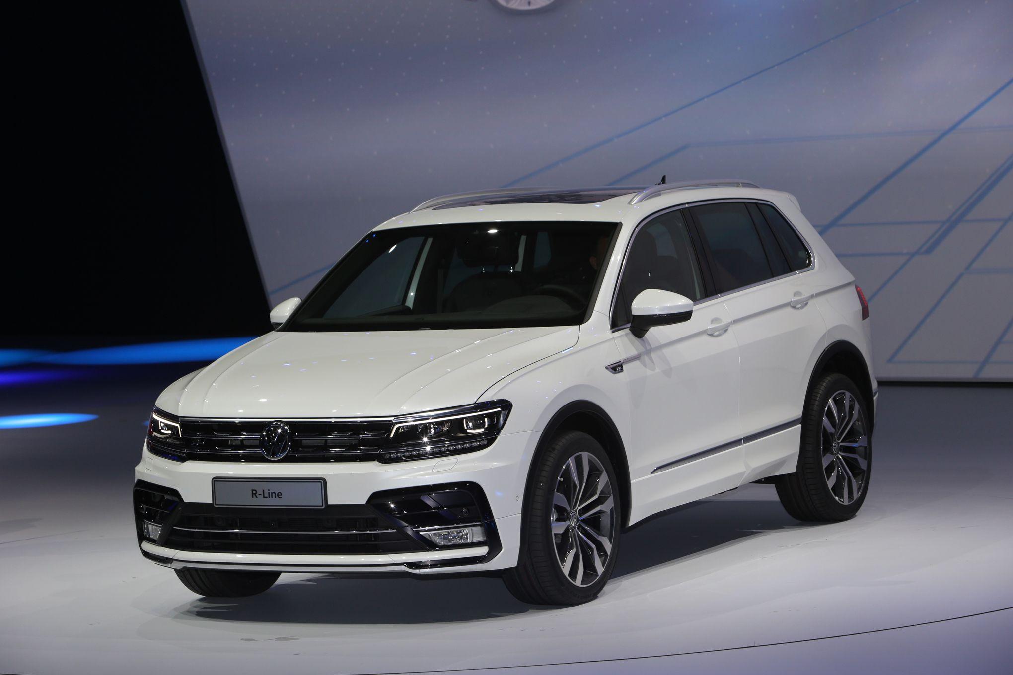 new car release dates usa2017 VW Tiguan  Specs Review Release Date  httpnewautocarhq
