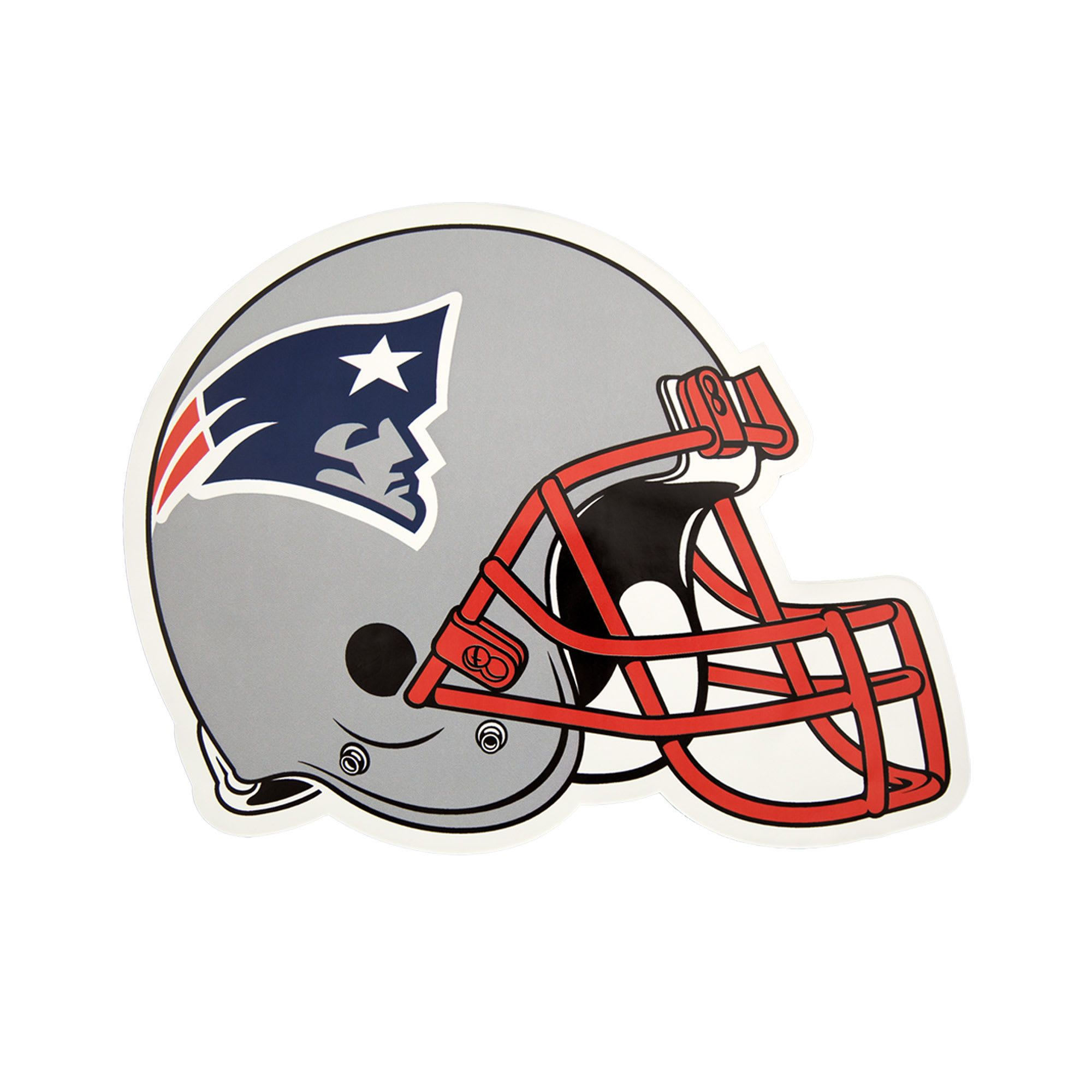 New England Patriots Helmet X Large Officially Licensed Pool Graphic New England Patriots Helmet New England Patriots Nfl New England Patriots